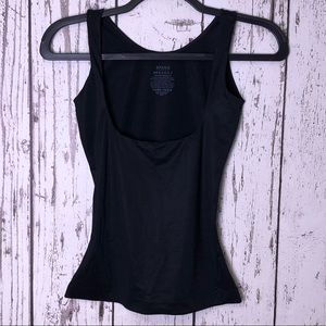 SPANX Black Tank Top Small